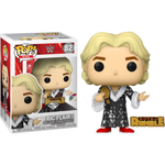 WWE Ric Flair Royal Rumble '92 Diamond Glitter Funko Pop! Vinyl Figure with Enamel Pin