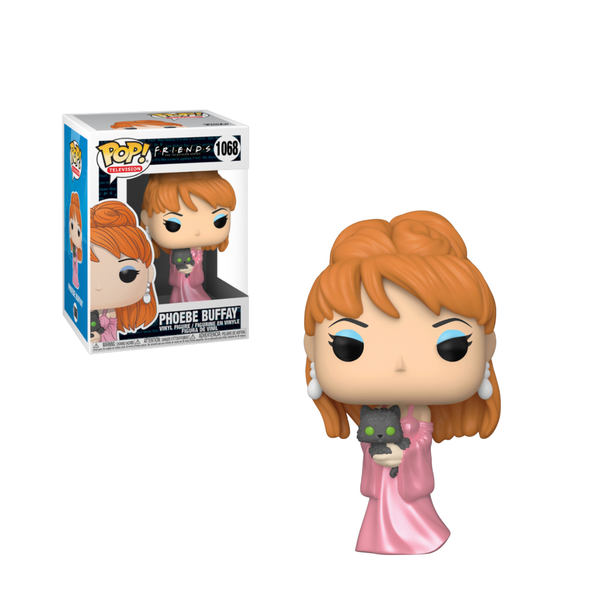 Friends Music Video Phoebe Funko Pop! Vinyl