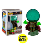 Spider-Man: Far From Home Mysterio Glow In The Dark Exclusive Funko Pop! Vinyl Figure #473