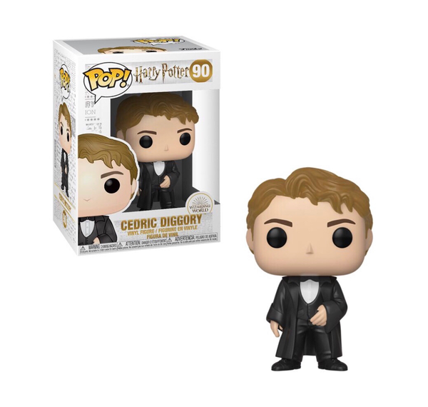 Harry Potter Yule Ball Cedric Diggory Funko Pop! Vinyl Figure