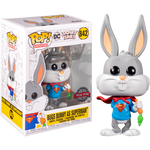 PRE ORDER Looney Tunes Bugs Bunny As Superman Funko Pop! Vinyl