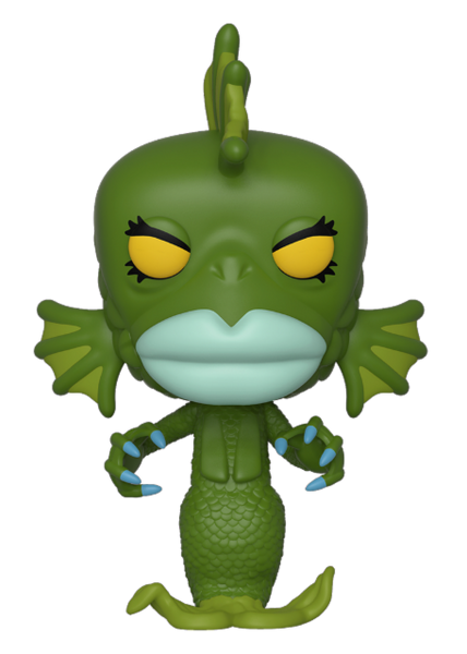 Disney Nightmare Before Christmas Undersea Gal Funko Pop! Vinyl Figure