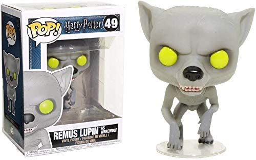 Harry Potter Remus Lupin As Werewolf Funko POP Vinyl Figure