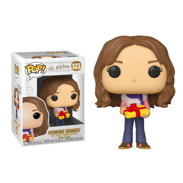 PRE ORDER Harry Potter Holiday Hermione Granger Funko Pop! Vinyl
