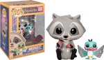 Disney Meeko And Flit Earth Day Funko Pop Vinyl Pocahontas