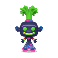 PRE ORDER Trolls World Tour King Trollex Funko Pop Vinyl Figure