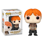 Harry Potter Ron Puking Slugs With Bucket Funko Pop Vinyl Figure