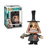 PRE ORDER Disney Nightmare Before Christmas Mayor with Megaphone Funko Pop! Vinyl Figure