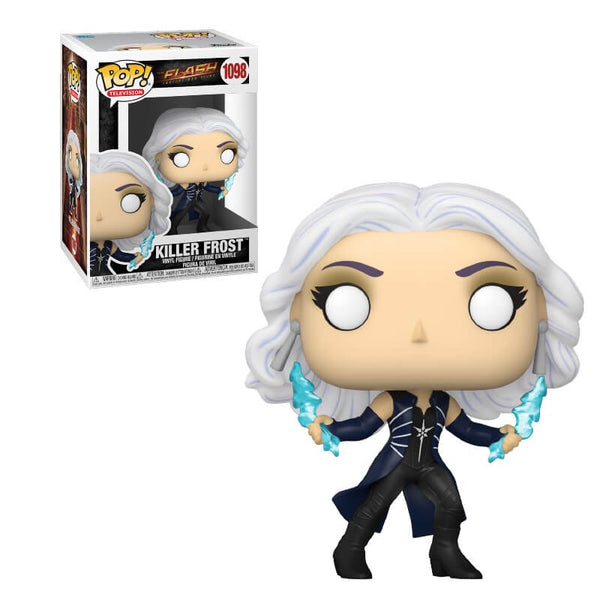 PRE ORDER DC TV The Flash Killer Frost Funko Pop! Vinyl Figure
