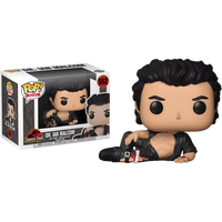 Jurassic Park Dr Ian Malcolm Wounded Funko Pop! Vinyl