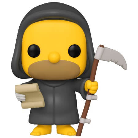 PRE ORDER Simpsons Reaper Homer Funko Pop! Vinyl