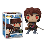 Marvel X-Men Gambit Funko Pop Vinyl Figure ECCC 2020 Exclusive