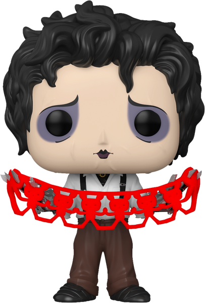 PRE ORDER Edward Scissorhands With Kirigami Funko Pop Vinyl Figure