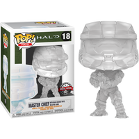 PRE ORDER Halo Infinite Master Chief with MA40 Assault Rifle Active Deco Funko Pop! Vinyl