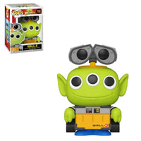 Disney Pixar Alien Remix Wall-E Funko Pop Vinyl