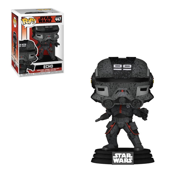 PRE ORDER Star Wars Bad Batch Echo Funko Pop! Vinyl
