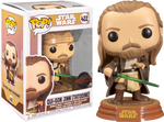 Star Wars Across The Galaxy Qui-Gon Jinn Tatooine Funko Pop! Vinyl