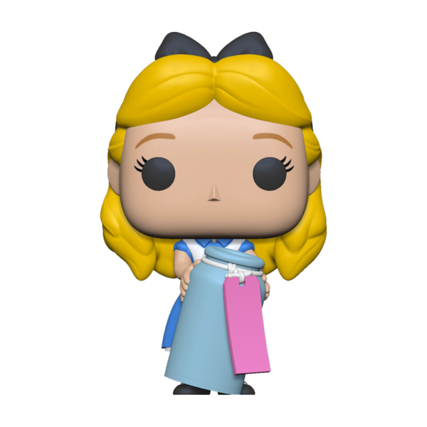 PRE ORDER Disney Alice in Wonderland Alice with Bottle 70th Anniversary Funko Pop! Vinyl