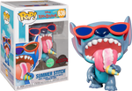 Lilo And Stitch Summer Stitch Scented Funko Pop Vinyl Figure Disney Special Edition