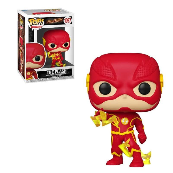 PRE ORDER DC TV The Flash Funko Pop! Vinyl Figure