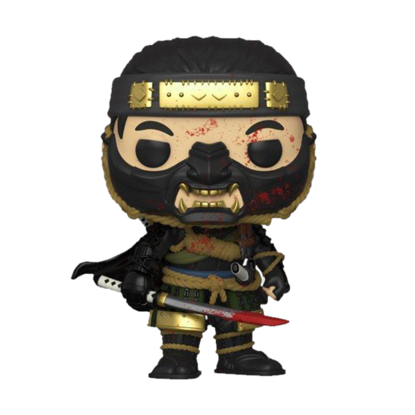 PRE ORDER Ghost of Tsushima Jin Sakai Bloody Funko Pop! Vinyl Figure