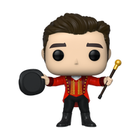 POP Movies The Greatest Showman P.T. Barnum Funko Pop Vinyl Figure