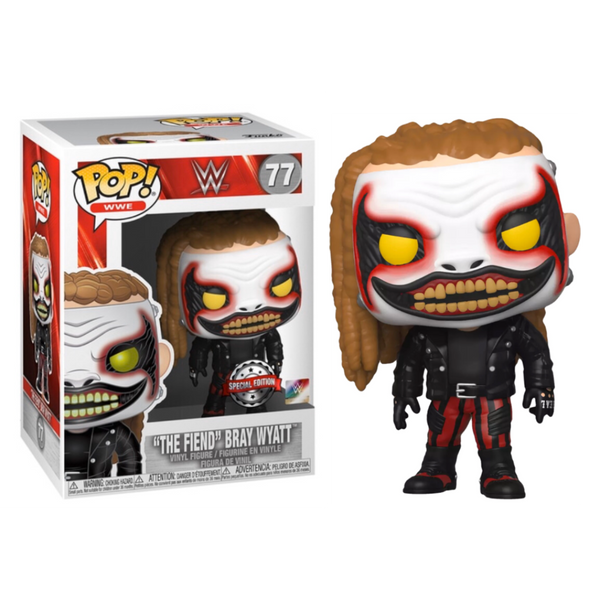 The Fiend Bray Wyatt Funko Pop Vinyl Figure WWE