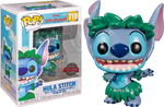 Lilo And Stitch Stitch In Hula Skirt Funko Pop Vinyl Figure