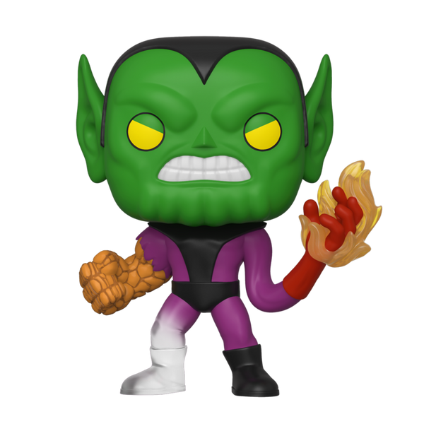 POP Marvel: Fantastic Four - Super-Skrull Funko Pop Vinyl Figure