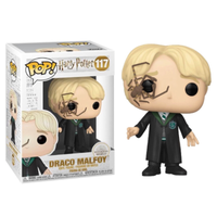 Harry Potter Malfoy With Whip Spider Funko Pop Vinyl Figure