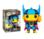 PRE ORDER Marvel Black Light Thor Funko POP Vinyl