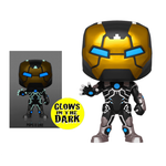 Marvel Iron Man MK39 Glow In The Dark Funko Pop Vinyl 80th Anniversary