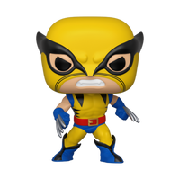 POP Marvel: 80th - First Appearance Wolverine Funko Pop Vinyl