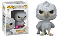PRE ORDER Harry Potter Flocked Buckbeak Funko Pop Vinyl Special Edition Exclusive