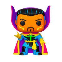 PRE ORDER Marvel Black Light Doctor Strange Funko POP Vinyl