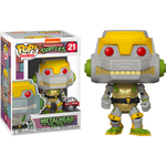 PRE ORDER Teenage Mutant Ninja Turtles Metalhead Funko Pop! Vinyl