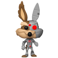 PRE ORDER Looney Tunes Wile E. Coyote as Cyborg Funko Pop! Vinyl Figure