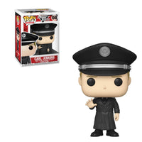 Starship Troopers Carl Jenkins Funko Pop! Vinyl Figure