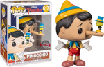 PRE ORDER Disney Pinocchio With Jiminy Cricket Funko Pop Vinyl Figure