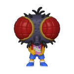 The Simpsons Fly Bart Funko Pop Vinyl Figure