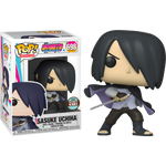 Boruto Naruto Next Generations Sasuke Uchiha with Missing Arm Funko Pop! Vinyl