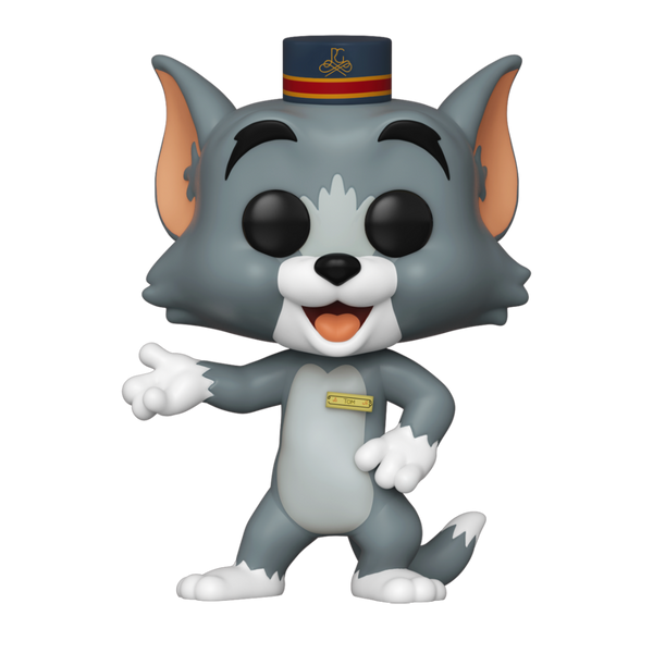 PRE ORDER Tom & Jerry Tom Funko Pop! Vinyl.