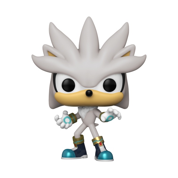 PRE ORDER Sonic 30th Silver the Hedgehog Funko Pop! Vinyl