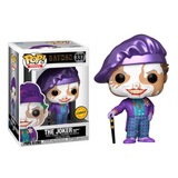 DC Heroes Batman 1989 Joker With Hat Funko Pop Vinyl Figure