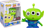 Disney Toy Story 4 Alien Diamond Glitter Funko Pop Vinyl Figure