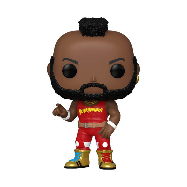 PRE ORDER WWE NWSS Mr T Funko Pop! Vinyl Figure