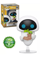 Wall-E Eve Earth Day Funko Pop Vinyl Plant Special Edition #552