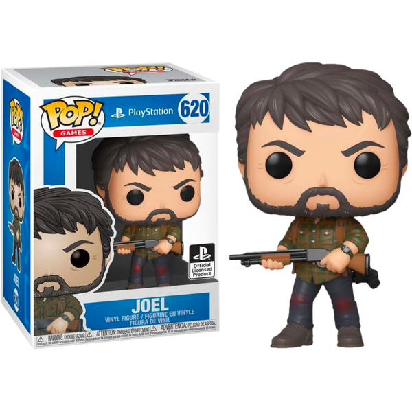 PRE ORDER The Last of Us Joel Funko Pop! Vinyl Figure