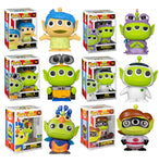 Disney Pixar Alien Remix Kevin, Elastigirl, Joy, Randall, Eve and Wall-E Funko Pop Vinyl