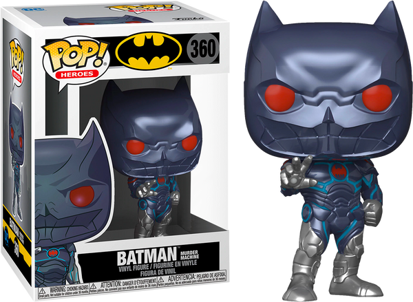 PRE ORDER Batman Murder Machine Funko POP Vinyl Figure